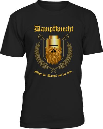 Dampfer Shirts Dampfknecht