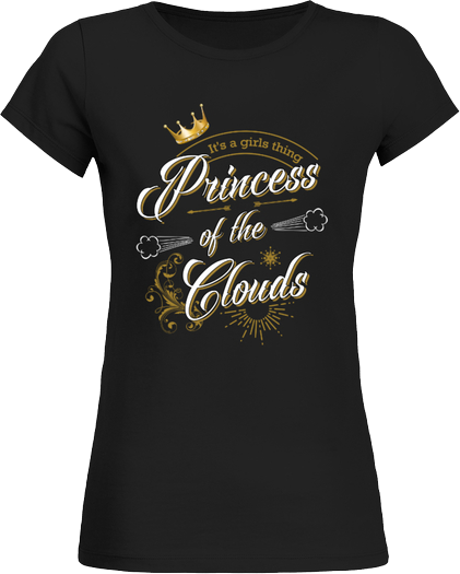 Dampfer Shirts Princess