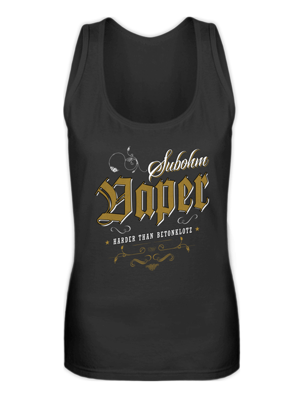 Dampfer Tank Top F
