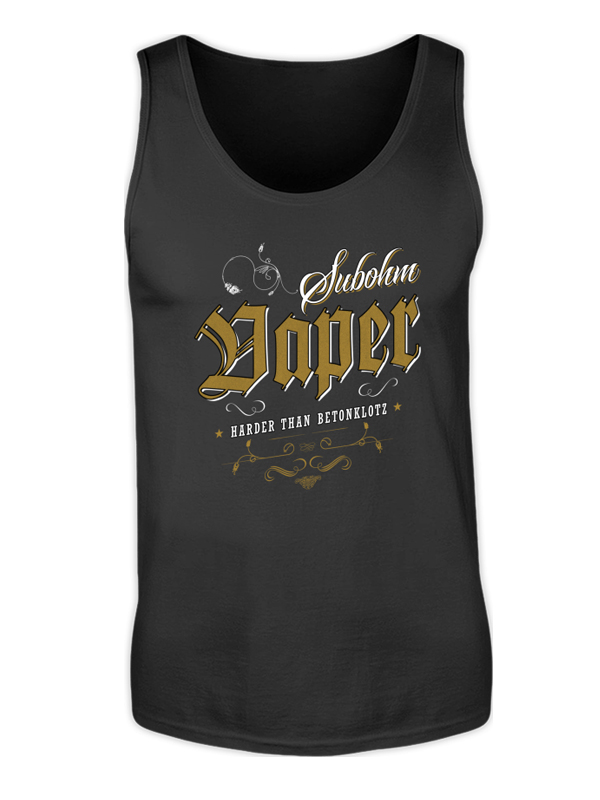 Dampfer Tank Top M