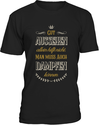 dampfer shirts koennen