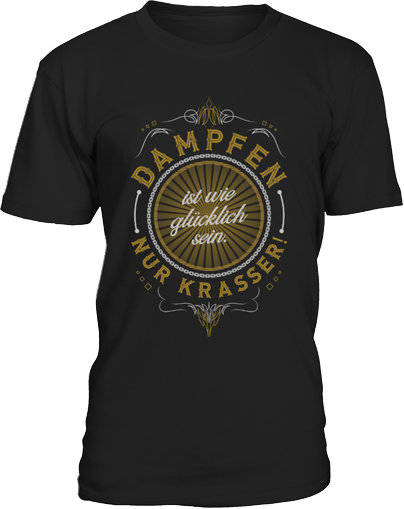 Dampfer Shirt Krasser