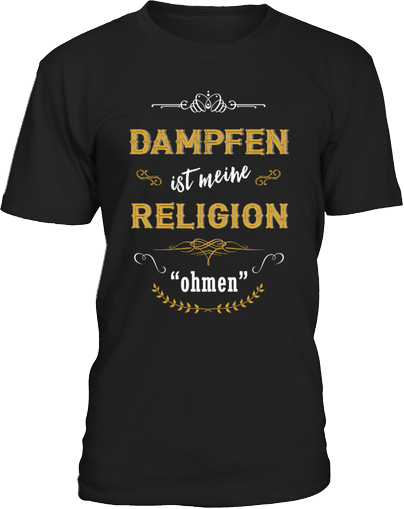 dampfer shirt religion de