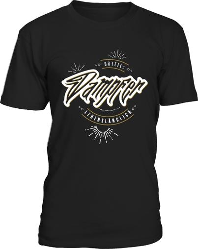Dampfer Shirt urteil