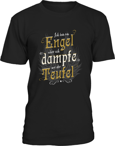 Dampfer Shirts Engel