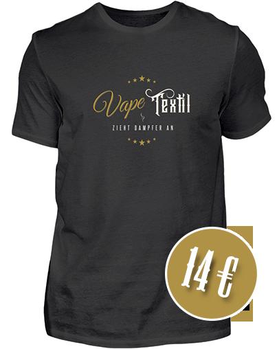 Dampfer Shirt Vape Textil 2a