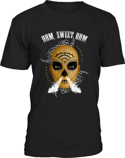 dampfer shirts Sugar Skull 3
