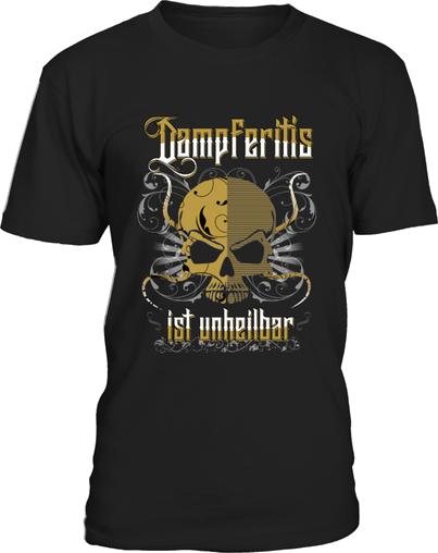 dampfer shirts dampferitis