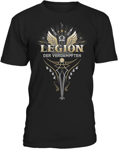 dampfer shirts legion