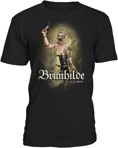 dampfer shirt brunhilde