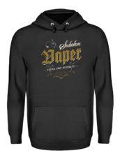 Dampfer Hoodie Kapuzen Pullover